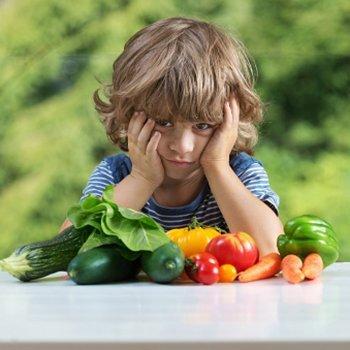 Meu filho come mal, o que faço?