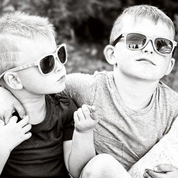 Relação entre irmãos: ter um irmão mais velho
