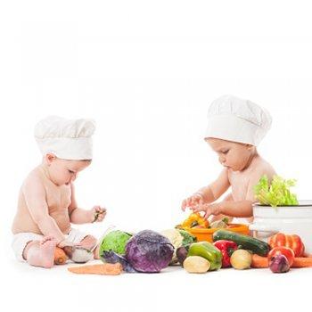Você daria uma dieta vegana ao seu bebê?