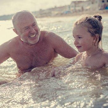 Ânimo! A melhor herança dos avós aos netos