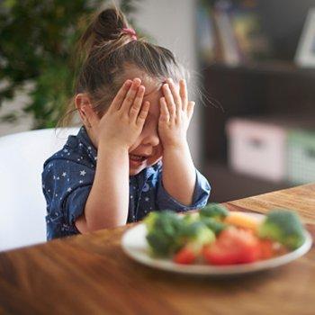 Soluções para a alimentação das crianças