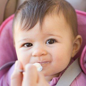 A introdução do iogurte na dieta do bebê