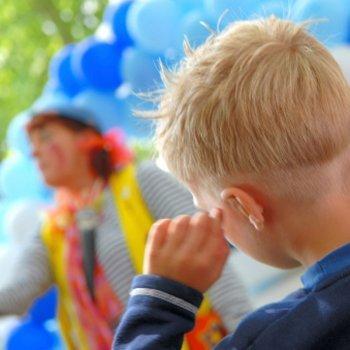 É normal que as crianças tenham medo dos palhaços?