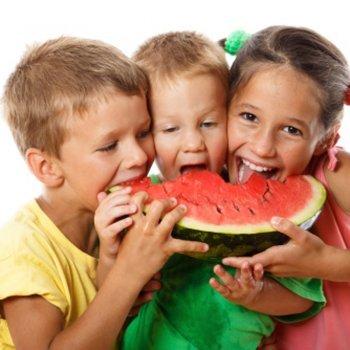 A alimentação, um direito indispensável das crianças