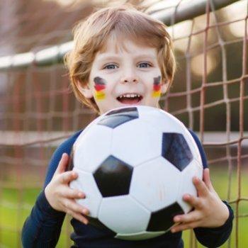 Nos Estados Unidos as crianças são proibidas de cabecear a bola de futebol