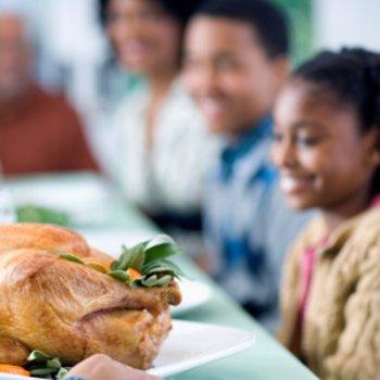 Dia de Ação de Graças. O que ensina às crianças