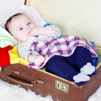 Como preparar uma viagem de férias com um bebê