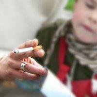 Uma em cada duas crianças é fumadora passiva