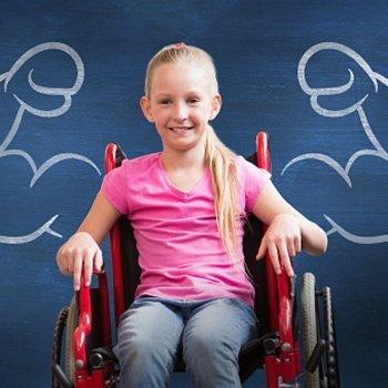 Crianças com deficiência não são crianças com incapacidade