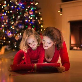 O melhor presente de Natal para as crianças, ainda que não o peçam