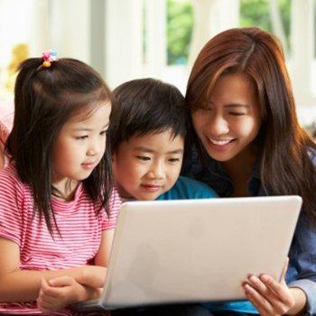 Internet como uma rede de recursos para as crianças