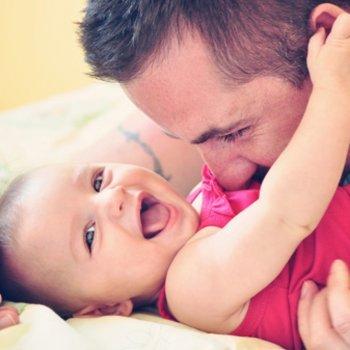A comunicação e o vínculo do papai com o seu bebê