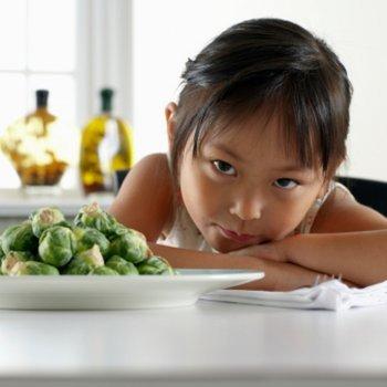 Quando as crianças comem mal
