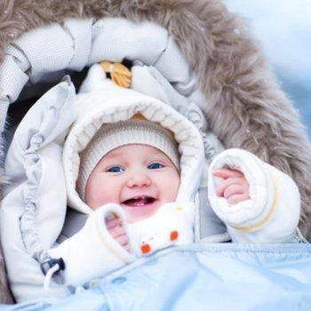 Como vestir aos bebês quando faz frio