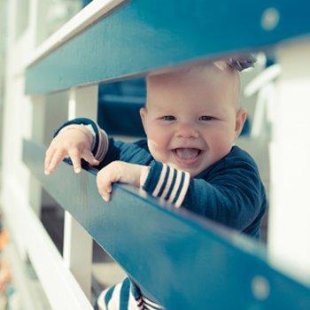 Como evitar as quedas e acidentes com crianças