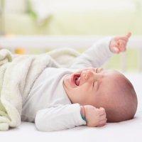 O choro do bebê. Como consolá-lo