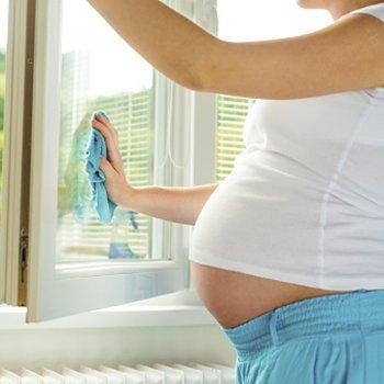 A Síndrome do ninho arrumado: preparando a chegada do bebê