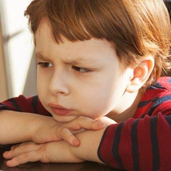 A criança tem o direito de se aborrecer