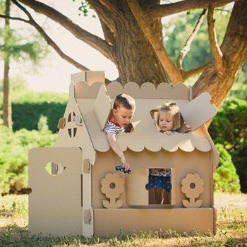 Por que as crianças gostam de brincar de casinha