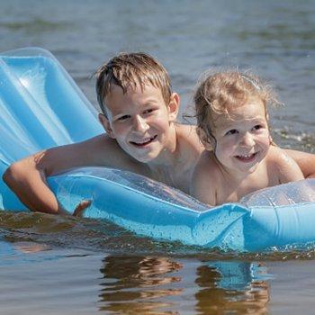 Hábitos de vida saudáveis para as crianças. Dia Mundial da Saúde