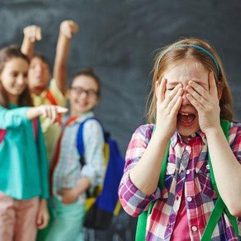 Bullying escolar. Veneno para a saúde física e emocional das crianças