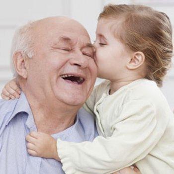 O Dia dos Avós deve ser comemorado