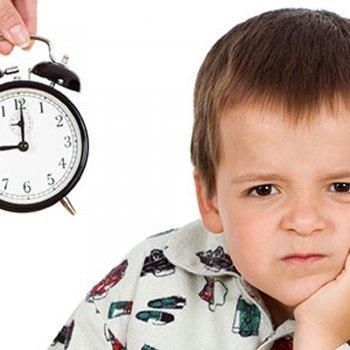 Como conseguir que as crianças voltem à rotina após as férias