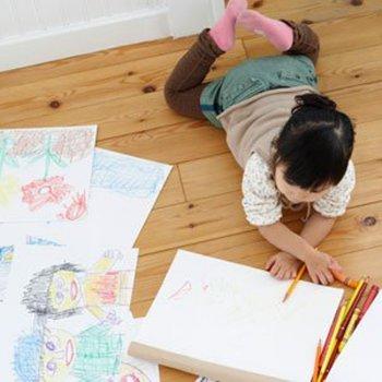 Os desenhos do meu filho: o que dizem?