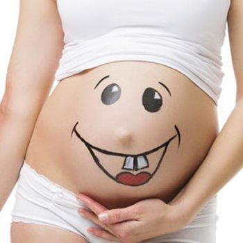 Como suportar os incômodos da gravidez com bom humor