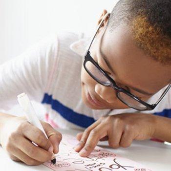 A escrita pode corrigir maus comportamentos das crianças