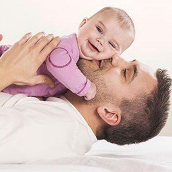 Se você quer ser papai coma saudavelmente