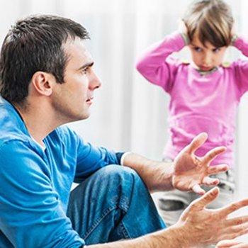 O cônjuge causa 10 vezes mais estresse do que os filhos