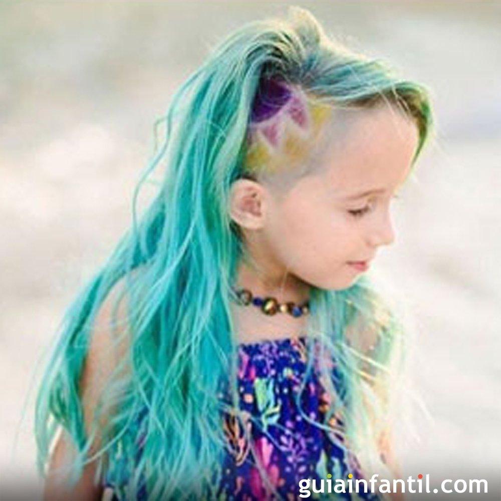 As Criancas Podem Colorir Seus Cabelos