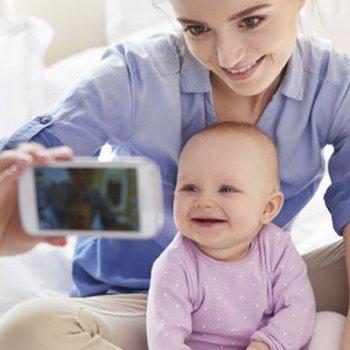 Por que tiramos mais fotos do nosso primeiro filho?