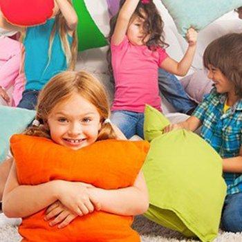 Uma criança inquieta e barulhenta é feliz?