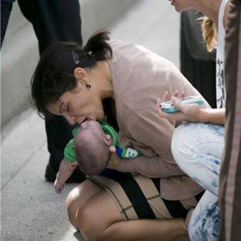 Como salvar a vida do seu filho se ele deixa de respirar