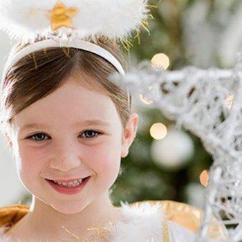 Do que seu filho vai se fantasiar no Natal