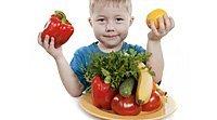 Riscos de uma dieta vegetariana para as crianças