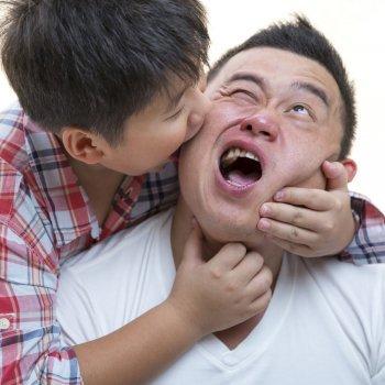 Quando uma criança morde e os problemas emocionais