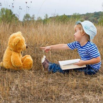 Os amigos imaginários das crianças