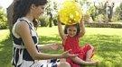 Brincadeiras com bola para crianças