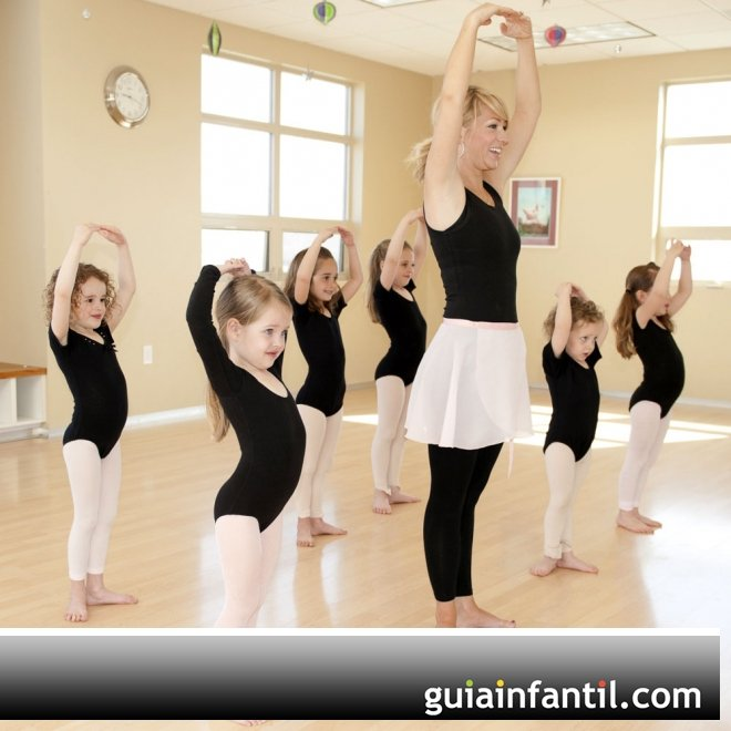 c49f1470d7 Os benefícios do Ballet clássico para crianças
