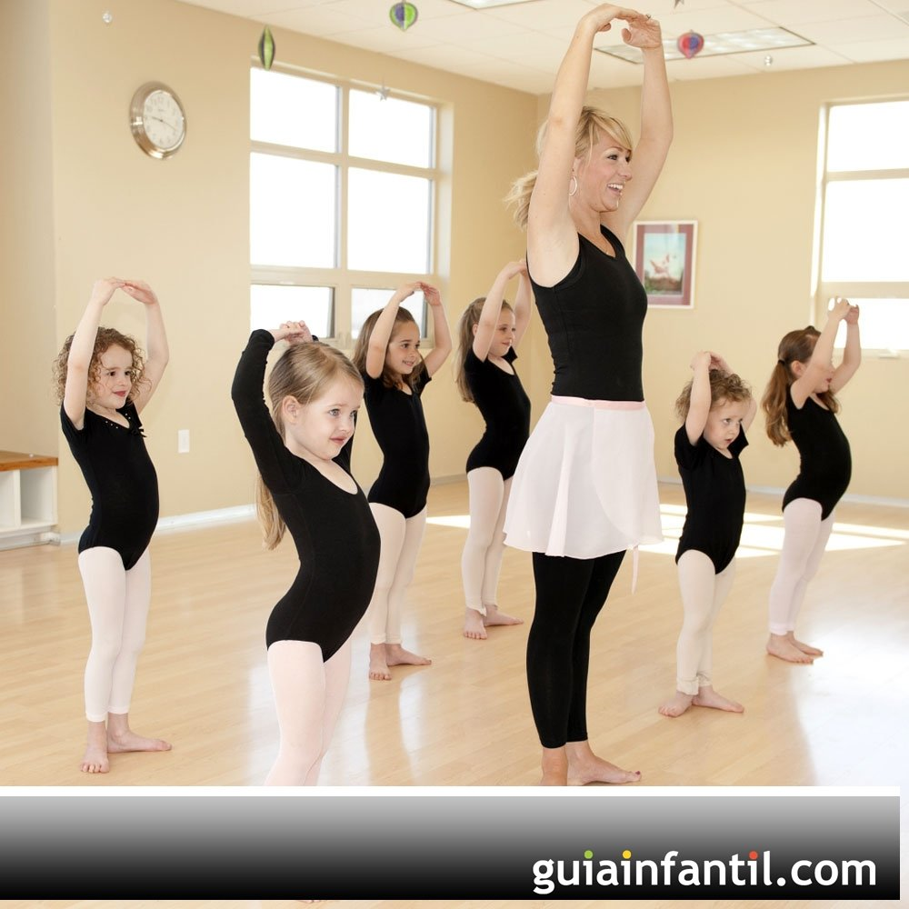 c050dec829 Os benefícios do Ballet clássico para crianças