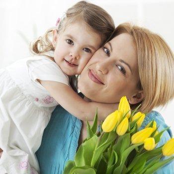 Dia das Mães no Brasil. Segundo domingo de maio