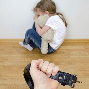 A violência que se pratica contra as crianças