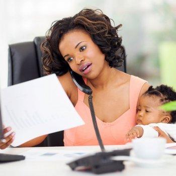 Trabalho e filhos. Como dar conta de tudo?