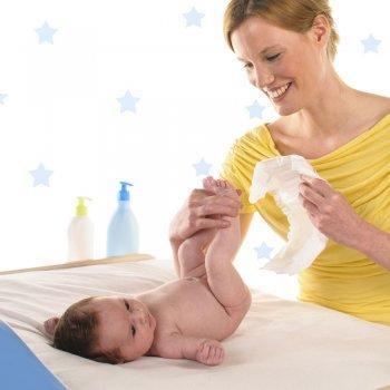 Como trocar a fralda do bebê passo a passo