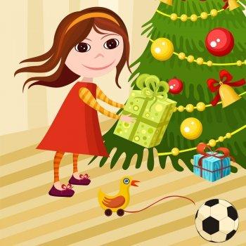 A criança que queria tudo. Conto de Natal