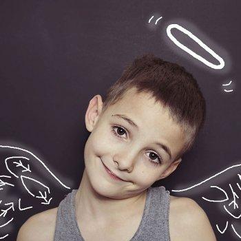 Educar a criança com valores. A bondade