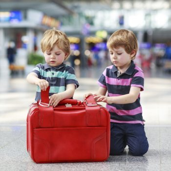 Conselhos e dicas para viajar com crianças